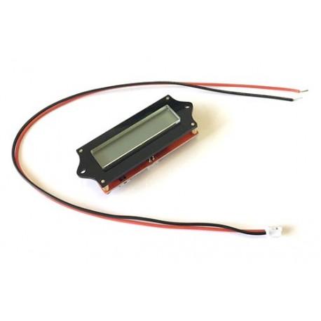 ماژول نمایشگر سطح شارژ باتری با LCD سبز