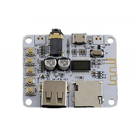 ماژول MP3 با بلوتوث و آمپلی فایر Bluetooth Audio Receiver Module