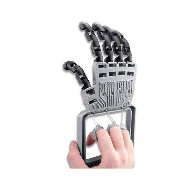 کیت دست رباتیک DIY سرگرمی هدفمند Robotic Hand