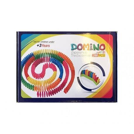 بازی دومینو 200 قطعه Domino