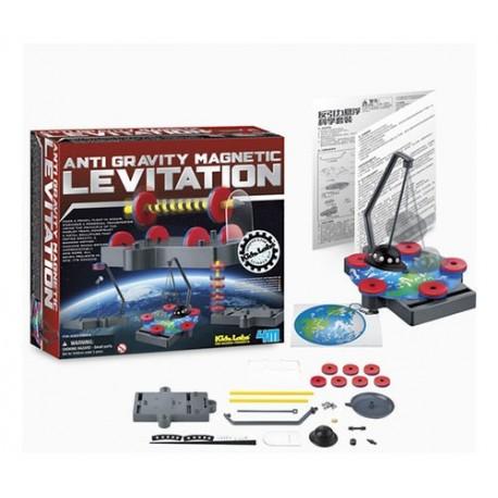 کیت تعلیق میدان مغناطیسی Anti Gravity magnetic Levitation