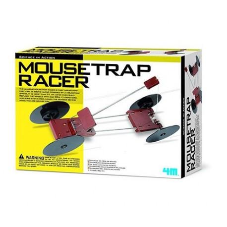 ماشین مسابقه ای تله موش Mousetrap Racer