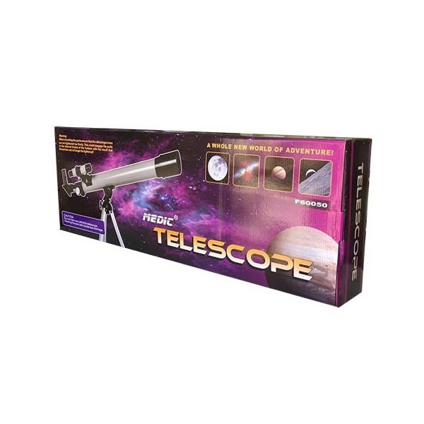 کیت تلسکوپ زوم مدیل مدل 60050 Medic Telescope