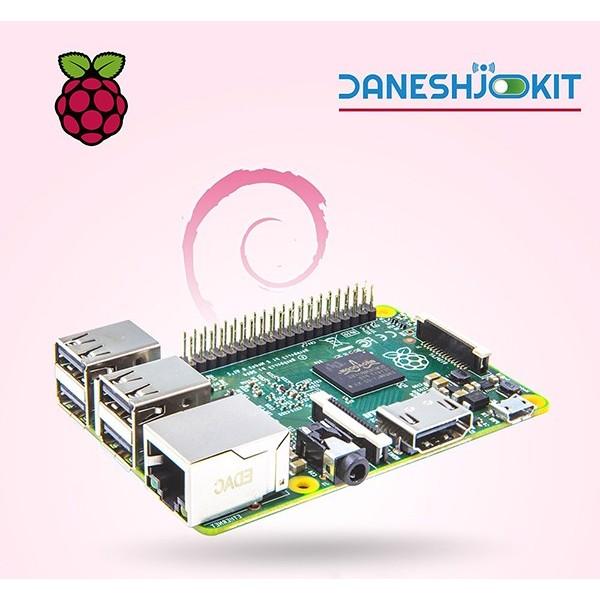 کارگاه آموزشی مقدماتی رزبری پای Raspberry Pi Hands On workshop