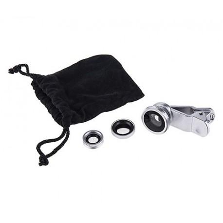 لنز گوشی موبایل کلیپسی لوکین مدل Universal مخصوص موبایل و تبلت Loukin Clip Lens