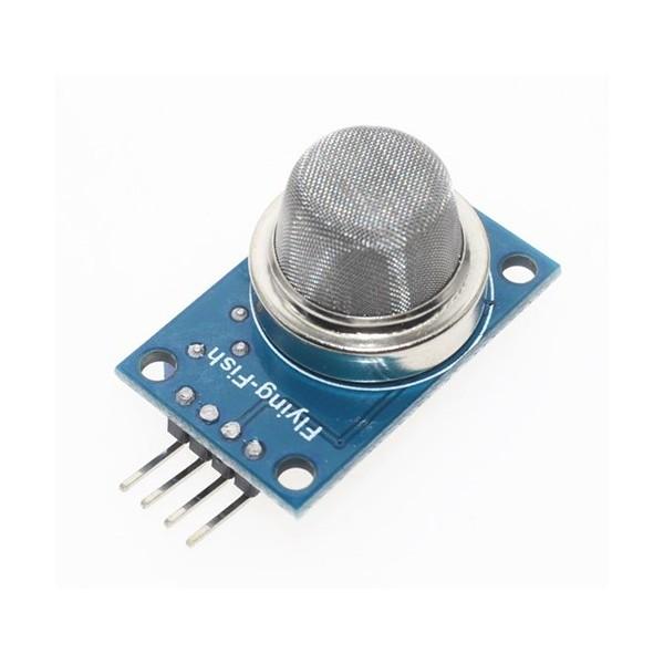 ماژول سنسور کیفیت هوا MQ135 - تشخیص آلودگی هوا مناسب اینترنت اشیاء IOT
