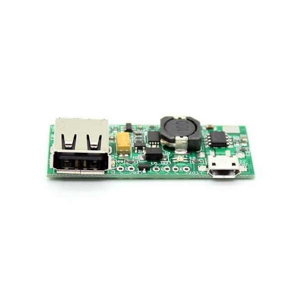 ماژول پاوربانک تک کانال 1 آمپر DIY Mobile Power Bank PCB Module