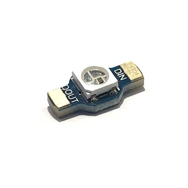 ماژول LED RGB 5050 لبه دار با ورودی و خروجی مجزا