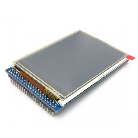 شیلد نمایشگر ال سی دی LCD 3.2 اینچ Arduino LCD Shield