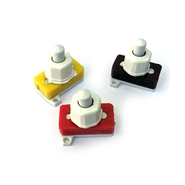 کلید فشاری با روکش پلاستیکی مخصوص کاردستی