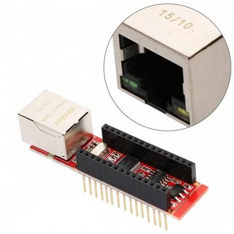شیلد اترنت ENC28J60 مخصوص آردوینو نانو Nano