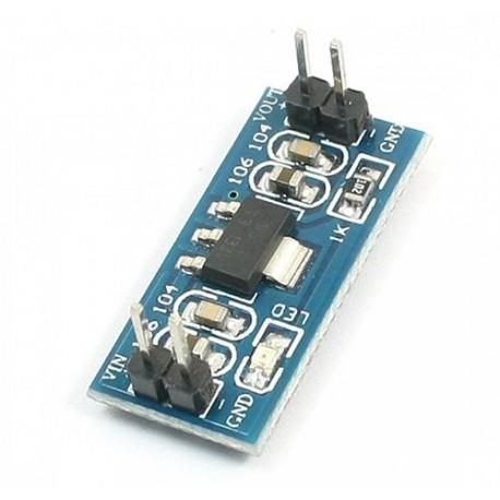 ماژول رگلاتور ولتاژ 3.3 ولت AMS1117 - جنس با کیفیت