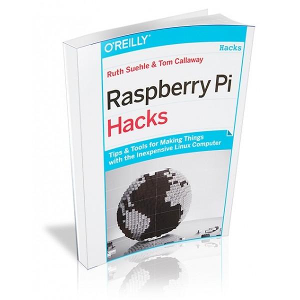 کتاب دانلودی شروع کار با رزبری پای Raspberry Pi Hacks