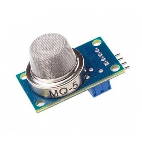 ماژول MQ5 سنسور تشخیص گاز شهری مناسب اینترنت اشیاء IOT