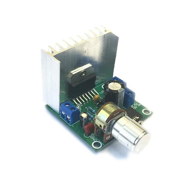 ماژول آمپلی فایر 15 وات کلاس D با تراشه TDA7297