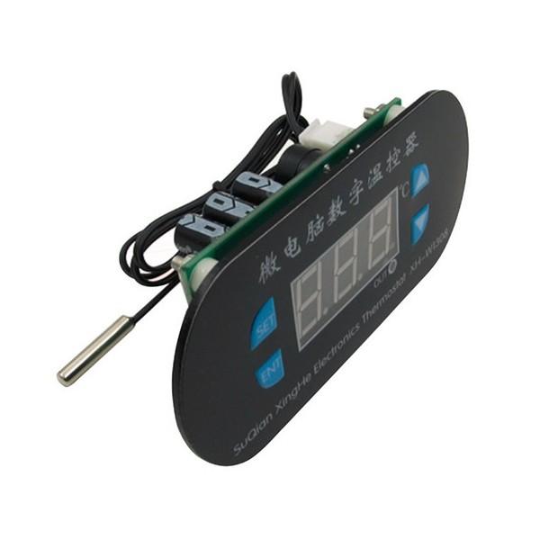 ماژول کنترلر دما و ترموستات دیجیتال XH-W1308 با سنسور DS18B20 و آلارم