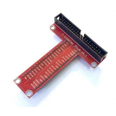 برد توسعه رزبری پای Raspberry Pi - 40 پین Raspberry Pi GPIO T Cobbler