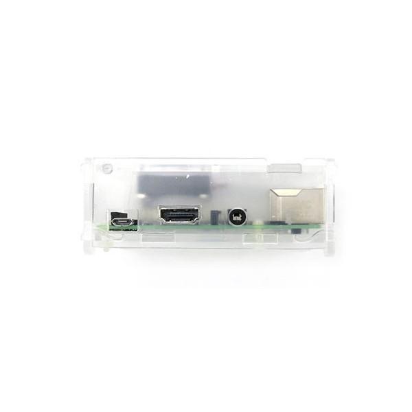 جعبه پازلی رزبری پای (رسپبری پای) مخصوص پردازش تصویر قابلیت نصب میکرو سرو و دوربین