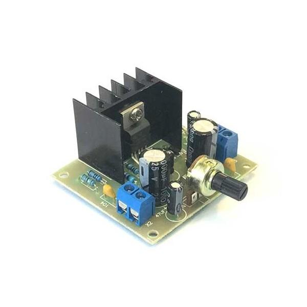 ماژول آمپلی فایر مونو 14 وات با تراشه TDA2030