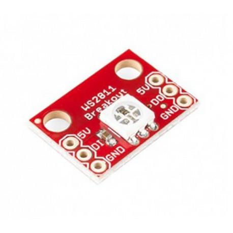 ماژول LED RGB تک پیکسل WS2812