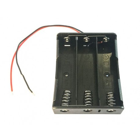 جاباتری 3تایی 18650 اتصال موازی (افزایش آمپر) مناسب پاور بانک Power Bank