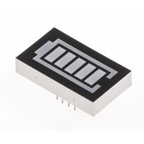 سگمنت با نمایشگر مدل باتری Battery Segment