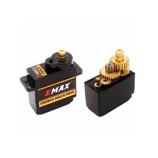 سرو موتور دنده فلزی ایمکس EMAX ES08MA II 12g