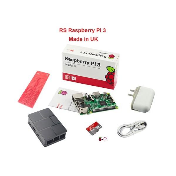 پکیج کامل رزبری پای - Raspberry pi 3