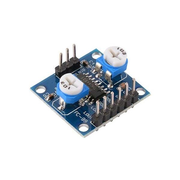 ماژول آمپلی فایر استریو 5 وات کلاس D با تراشه PAM8406 Amplifier