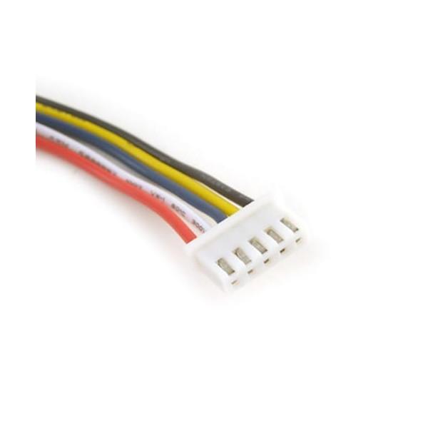 کابل XH پنج پایه به همراه کانکتور XH Cable