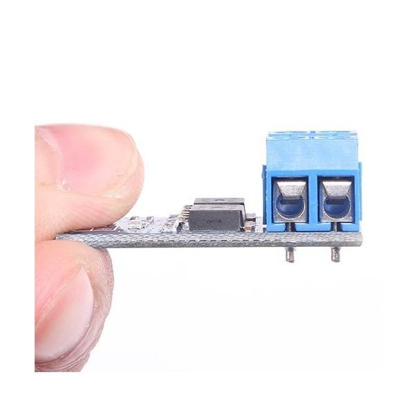 ماژول سوئیچینگ PWM با تراشه D4184 ماسفت 15 آمپر MOS Tube Trigger Switch Driver Module
