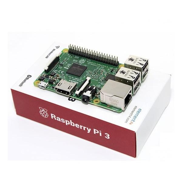 کیت ساخت دوربین مدار بسته هوشمند اینترنت اشیاء IOT بر پایه برد Raspberry pi