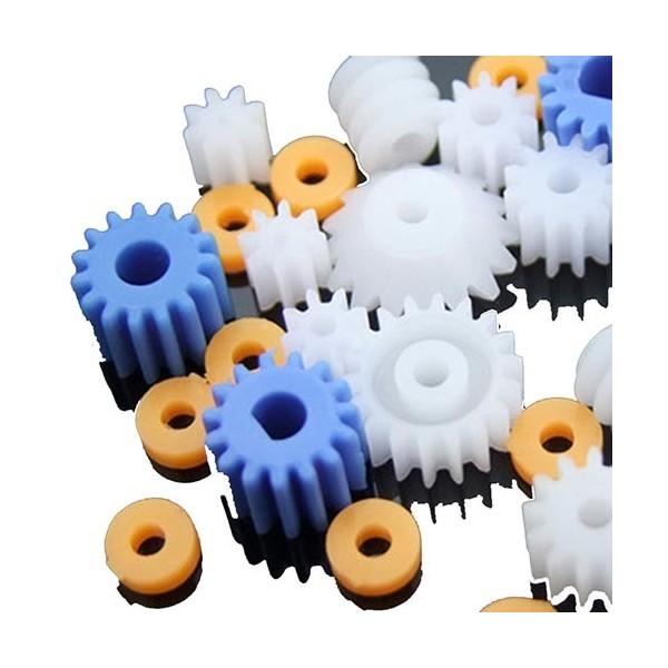 پک چرخ دنده با قطر 2 تا 4 میلی متر کونیک دار