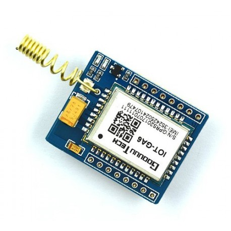 ماژول GSM مینی با تراشه A6 - ماژول A6 GSM مینی