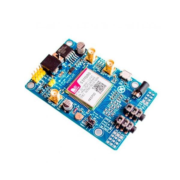 ماژول SIM808 GSM کامل با قابلیت SMS / GPS / GPRS