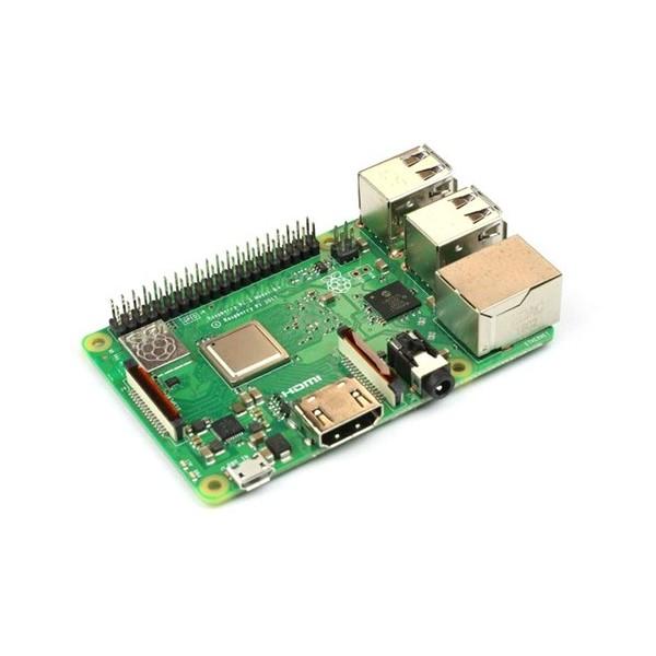 رزبری پای 3 مدل B+ ساخت RS برد Raspberry Pi 3 B+