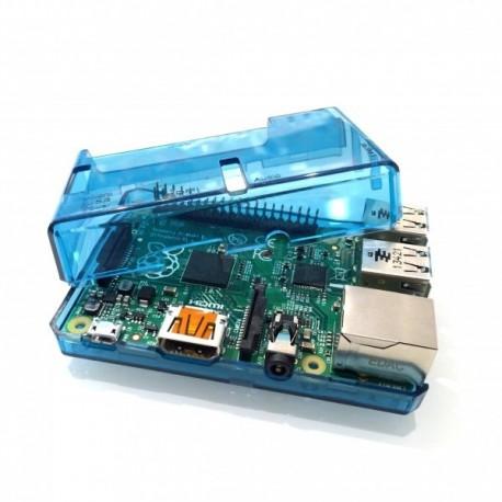 کیس رزبری پای Raspberry Pi Case با قابلیت دسترسی به پورت GPIO