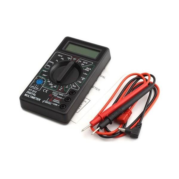 مولتی متر قابل حمل DT832 Multimeter Digital