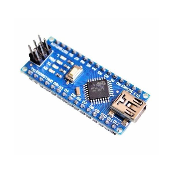 برد آردوینو نانو CH340 Arduino nano | دانشجو کیت