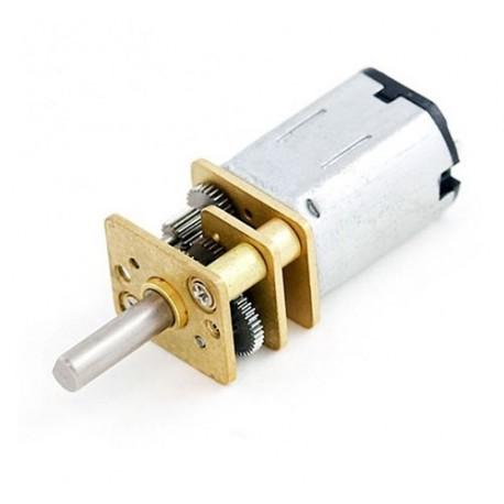 موتور گیربکس دار 5 ولت ZGA12FT دوران 200RPM