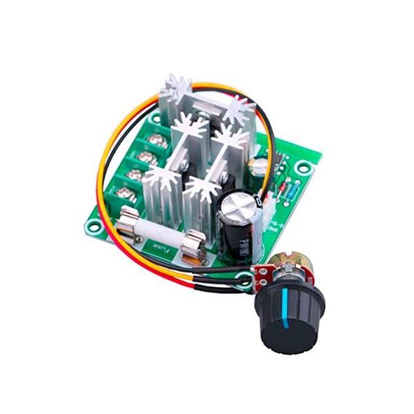 ماژول دیمر 6 تا 90 ولت 15 آمپر Dimmer PLC 6-90V