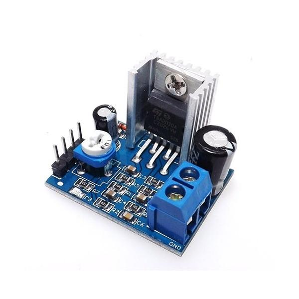 ماژول آمپلی فایر 18 وات مونو با تراشه TDA2030A Mono 18W Amplifier