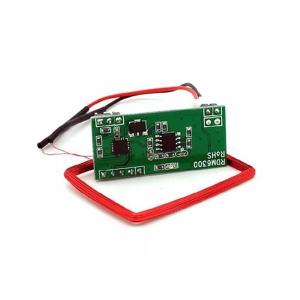 ماژول RFID Reader مدل RDM6300 دارای فرکانس 125KHz و خروجی سریال RFID