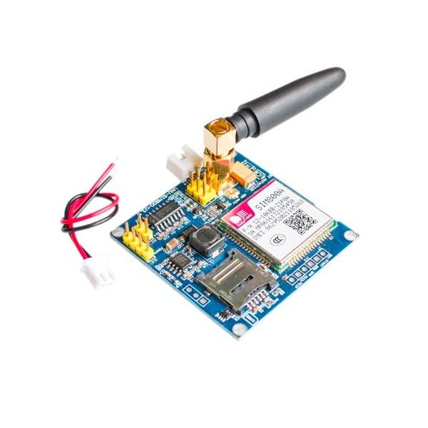 ماژول Sim800A به همراه آنتن