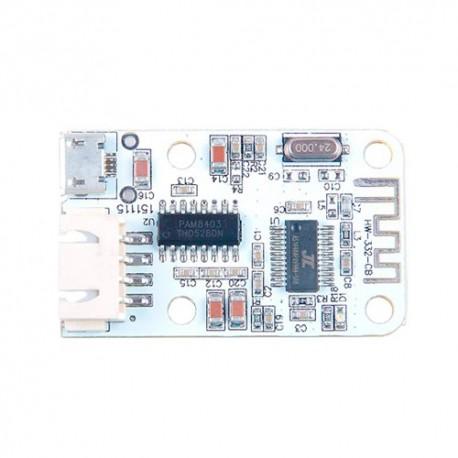 ماژول بلوتوث صوتی hwy-332-cb bluetooth با آمپلی فایر PAM8403