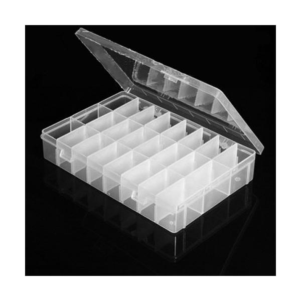 جعبه پلاستیکی قابل حمل مخصوص قطعات