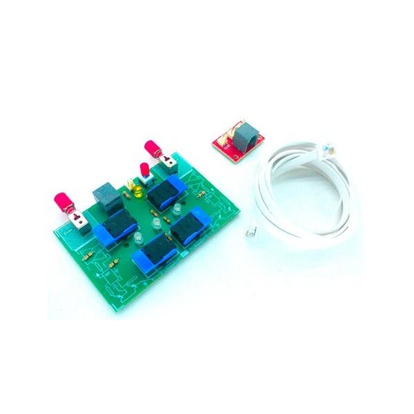 دسته کنترل رباتیک مخصوص کنترل ربات و موتور DC مدل N6 با کابل رابط