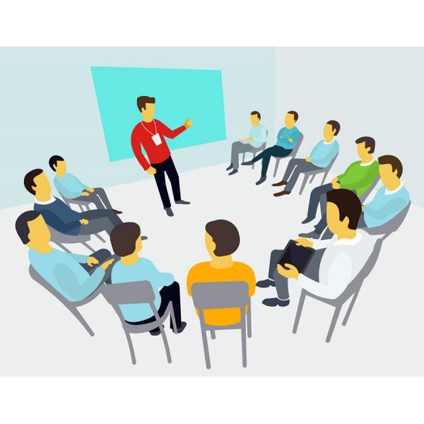 جلسه دورهمی اسپارکرها (کاربران سایت دیجی اسپارک)