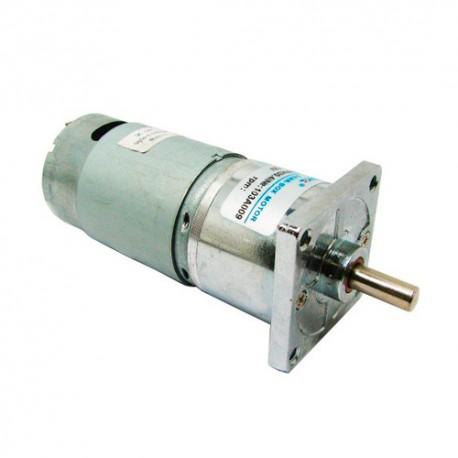 موتور گیربکس دار 12 ولت ZGA37FH با دوران 200RPM