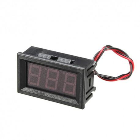 ماژول نمایشگر ولتاژ AC پنلی اندازه گیری ولتاژ دو سیمه AC 538V